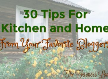 tips-for-kitchen-and-home