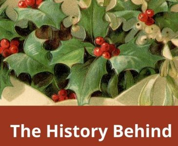 Christmas Berries as part of Christmas Traditions