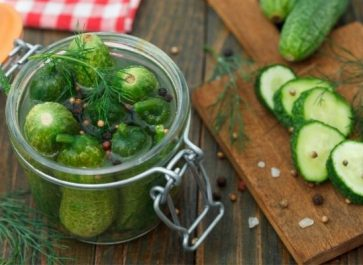 cucumbers for cucumber canning recipes